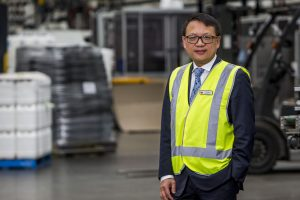 Andrew Yu, Managing Director, A&J Australia - Halidon Hill Finance