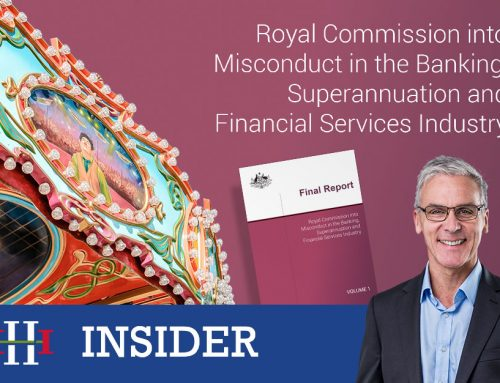 My thoughts on the Banking Royal Commission circus